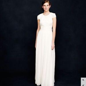 J. Crew Dauphine Wedding Gown